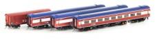 Auscision VPS-14 V-Line Personenwagen-Set 4-tlg Ep.4
