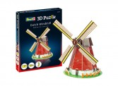 Revell 00110 3D Puzzle Windmühle