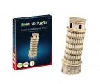 Revell 00117 Mini 3D Puzzle Schiefer Turm von Pisa