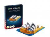 Revell 00118 Mini 3D Puzzle Oper Sydney