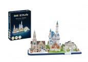 Revell 00143 3D Puzzle Bavarian Skyline