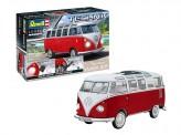 Revell 00455 VW T1 Samba Bus - Technik