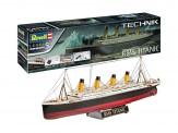Revell 00458 RMS Titanic - Technik