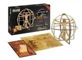 Revell 00519 da Vinci: Vitruv Mann