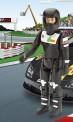 Revell 00754 Junior Kit: Rennfahrer