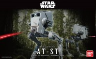 Revell 01202 StarWars AT-ST  -  BANDAI