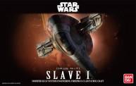 Revell 01204 StarWars Slave I  -  BANDAI