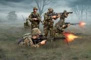 Revell 02519 Britische Infanterie (modern)