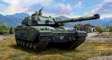 Revell 03183 Kampfpanzer Challenger I