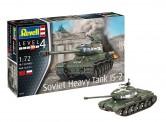 Revell 03269 Soviet Heavy Tank IS-2
