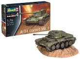 Revell 03317 A-34 Comet Mk.1