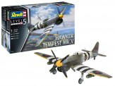 Revell 03851 Hawker Tempest Mk.V