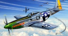 Revell 04148 North American P-51D Mustang
