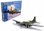 Revell 04297 Boeing B-17F Memphis Belle