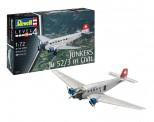 Revell 04975 Junkers Ju52/3m Zivil