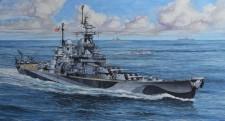 Revell 05128 USS Missouri