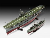 Revell 05149 HMS Ark Royal & Tribal Class Destroyer