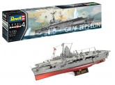 Revell 05164 German Aircraft Carrier GRAF ZEPPELIN