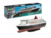 Revell 05199 Queen Mary 2 - Platinum Edition