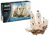 Revell 05429 English Man O'War