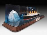 Revell 05599 RMS Titanic + 3D Puzzle (Eisberg)