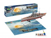 Revell 05693 HMS HOOD - 100th Anniversary Edition
