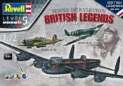 Revell 05696 100 Years RAF: Flying Legends