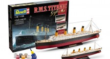Revell 05727 Geschenkset: Titanic