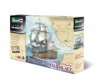 Revell 05767 Geschenkset 'Battle of Trafalgar'