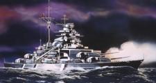 Revell 05802 Schlachtschiff Bismarck