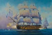 Revell 05819 Admiral Nelson Flagship