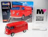 Revell 07049 VW T1/2 Kasten