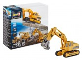 Revell 23496 Mini RC Construction Cars Digger