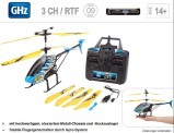 Revell 23868 3CH/RTR Helicopter 'REXX'