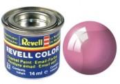 Revell 32731 rot (klar) 14ml