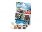 Revell 39066 Weathering Set  (6 Pigmente)