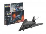 Revell 63899 ModelSet: F-117 Stealth Fighter