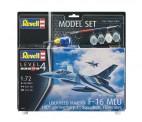 Revell 63905 ModelSet: F-16 Mlu 100th Anniversary