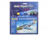 Revell 64148 ModelSet:: P-51D Mustang