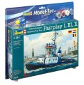 Revell 65213 ModelSet: Hafenschlepper Fairplay