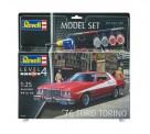 Revell 67038 ModelSet: '76 Ford Torino