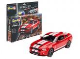 Revell 67044 ModelSet: 2010 Ford Shelby GT 500