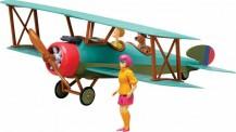 Monogram 11995 Bi-Plane - Scooby Doo