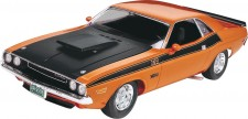 Monogram 12596 '70 Dodge Challenger 2 'n 1