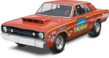 Monogram 14217 '68 Dodge Hemi Dart 2 'n 1