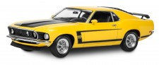 Monogram 14313 1969 Boss 302 Mustang