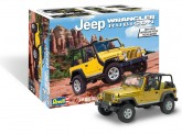 Monogram 14501 Jeep Wrangler Rubicon