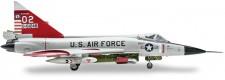Monogram 15869 F-102A Delta Dagger
