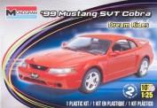 Monogram 27073 1999 Mustang SVT Cobra