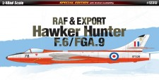 Academy 12312 Hawker Hunter F.6/FGA.9 RAF & Export